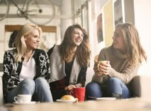 Women do better when they have a group of strong female friends, study finds