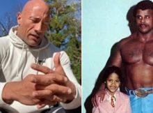 Dwayne Johnson reveals cause of dad's 'quick' death and thanks his fans for all love and support