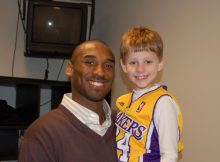 Kobe Bryant granted over 200 Make-a-Wish requests — now the kids he met are paying tribute