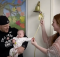 Mom rings bell to celebrate infant beating brain cancer - 'We're so grateful for everything you've done'