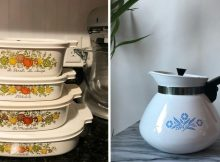 Your vintage CorningWare from the 1970s could be worth a small fortune