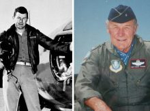 Chuck Yeager, Air Force's world-record breaker and war hero, turns 97 – happy birthday, Chuck