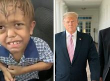Eric Trump sends heartwarming message of support to bullied 9-year-old with dwarfism