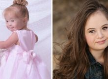 Girl with Down syndrome, who doctors told mom to put in an institution, becomes top model