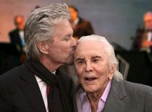 Kirk Douglas dies at 103 – now Michael Douglas' shares emotional moment from his father's final birthday