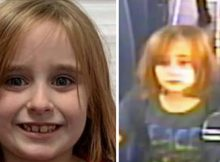 Police release new video of moments before 6-year-old Faye Swetlik vanished from her front yard