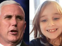 Vice President Mike Pence's emotional reaction after Faye Swetlik's tragic dead: 'Hug your kids today'