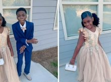 Brother takes little sister to father-daughter dance after dad doesn't show for second time