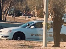 School resource officer prays for students at flagpole every day